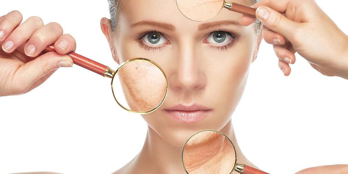 Cosmetic skin surgery