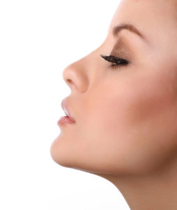 Chin correction surgery
