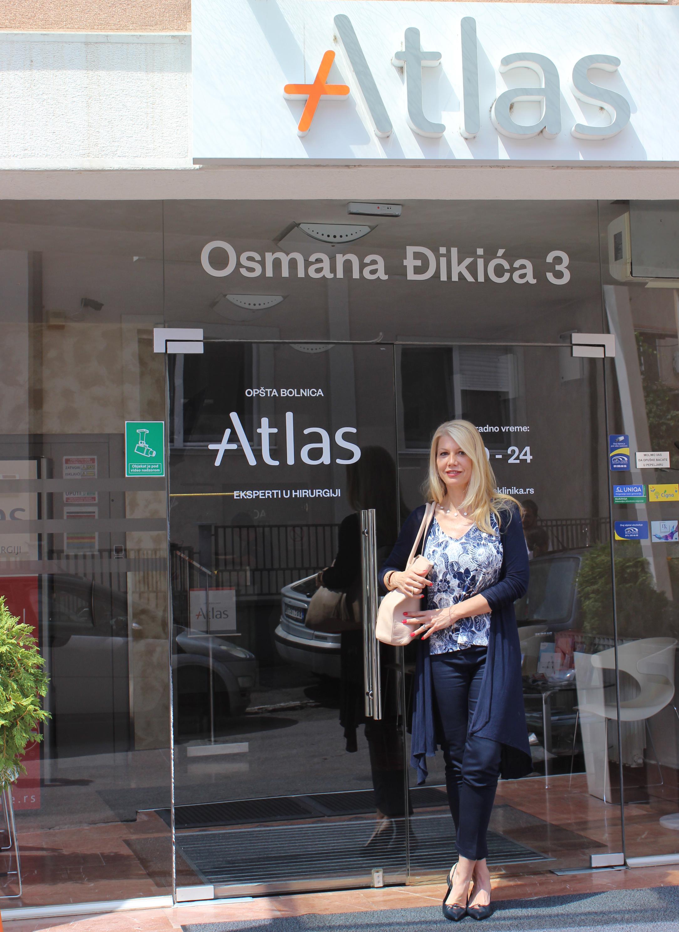 dr Bea Povignac - Atlas opšta bolnica