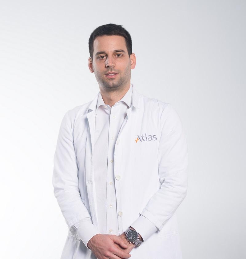 dr Nemanja Gajdobranski - Atlas opšta bolnica